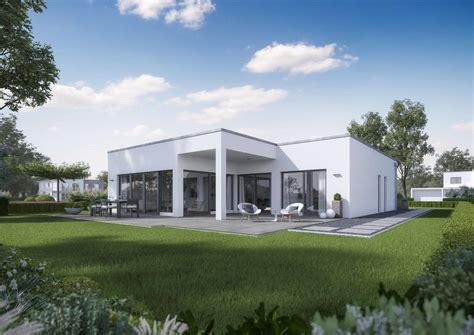 Bungalow Oder Haus by Bungalow Select Bauhaus Auf Einer Ebene