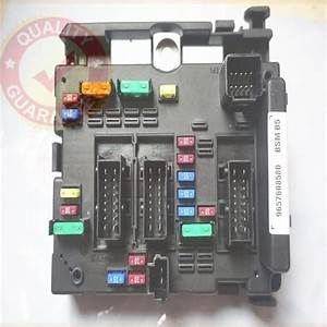 9657608580 Fuse Box Module General System Relay Controller