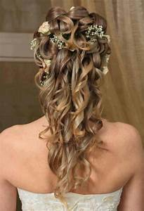Medium Length Hair Wedding Hairstyles