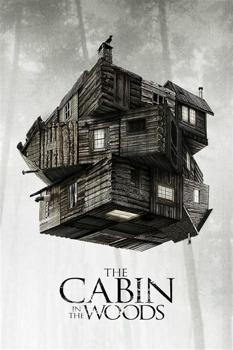 the cabin in the woods the cabin in the woods 2012 posters the