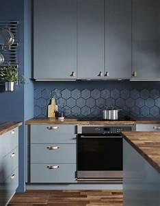 Modeles Cuisine Ikea : cuisine ikea les plus beaux mod les du g ant su dois elle d coration ~ Dallasstarsshop.com Idées de Décoration