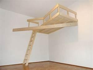 Doppel Hochbett Für Erwachsene : hochbett selber bauen erwachsene ~ Bigdaddyawards.com Haus und Dekorationen