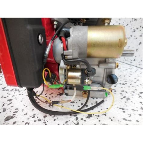 lt160q1e 5 5hp petrol engine with electric start gx270