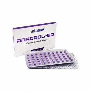 B-anadrol-50 Oxymetholone 50 Mg  Tab 100 Tab - Meditech