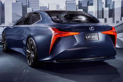 Lexus Ls 2020 by 2020 Lexus Ls 500 Sedan Concept Lexus Specs News