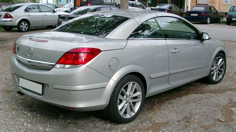 Image 27 Of 50 Fileopel Astra Twintop 18 Front Wikimedia