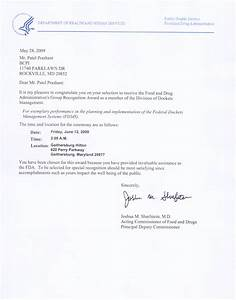 BCPI Testimonial Letter from Dept of Health and Human Services