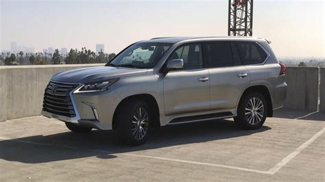 Review Lexus Lx by 2019 Lexus Lx 570 Review Age Without Wisdom Roadshow