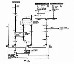Buick Century  1989  - Wiring Diagrams
