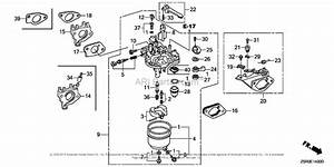 27 Honda Hrr216vka Parts Diagram