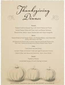 thanksgiving day menu thanksgiving menus