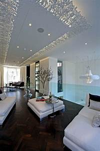 33 examples of modern living room ceiling design Interior Design Ideas Ofdesign