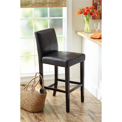 better homes and gardens 29 quot parsons bar stool brown