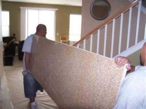 how to transport granite countertops granite4less