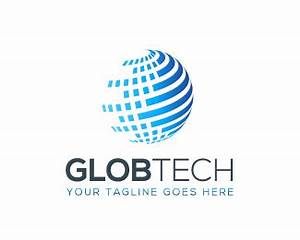 Global Technology Logo Designed by putul1950 | BrandCrowd