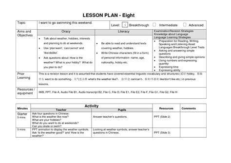 Swimming Lesson Plan Template by Lesson Plan Want Swimming House Plans 77163