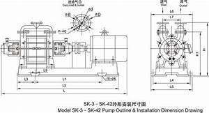 With vacuum pump diagram vacuum pump model