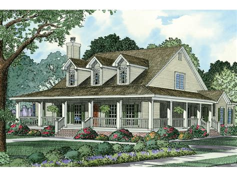 country style home plans with wrap around porches country house plans country style house plans with