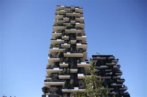 Vertical Forest In Milan