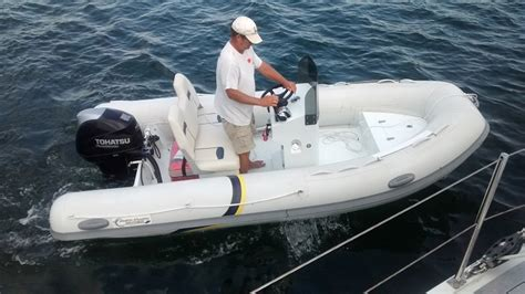 Center Console Rib Boats by 13 8 Quot Rib Package
