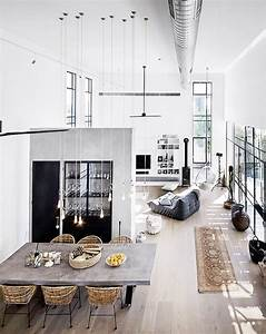 interior design 20 dreamy loft apartments that blew up With interior design of house with loft