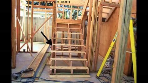 interior load bearing walls  concrete footings part