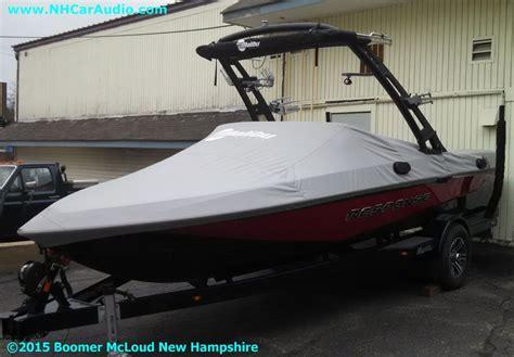 Boat Store Hudson Nh by 2015 Malibu Response Boat Premium Audio Upgrade Boomer