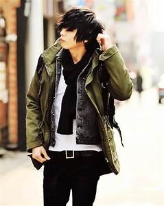 Korean Men Fashion   Clothes - Casual   Pinterest   Fall ...