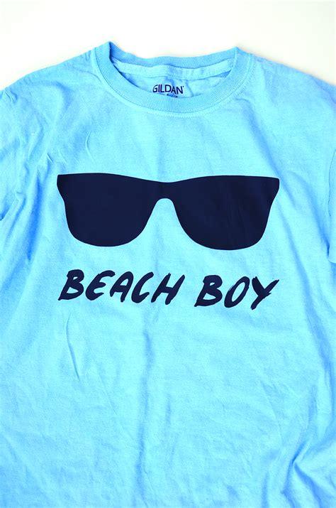 diy summer shirts  heat transfer vinyl consumer crafts