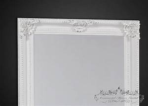extra large white mirror ornate white mirror With extra large mirrored letters