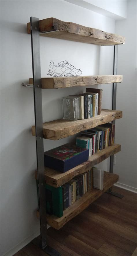reclaimed wood shelf unit  ticicno design www