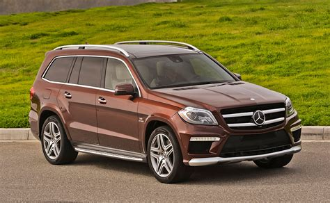 With four base models to choose from, each with multiple configurations, there's a perfect suv for everyone. Mercedes-Benz GL-Class GL63AMG 2015 | SUV Drive