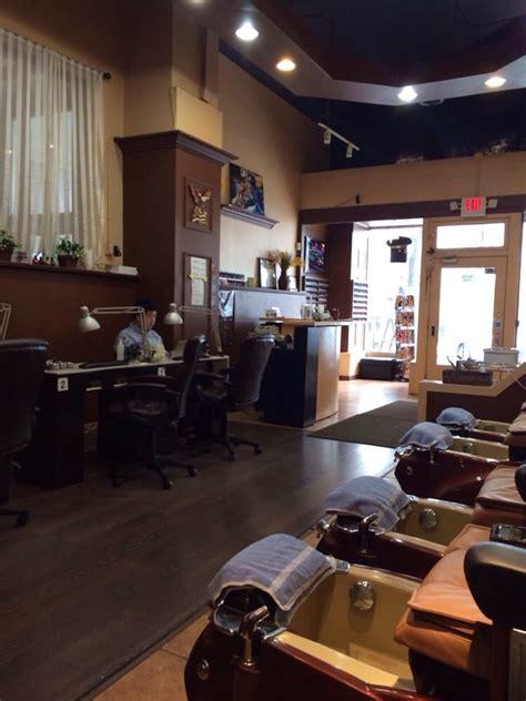 nail styling salon    reviews nail salons