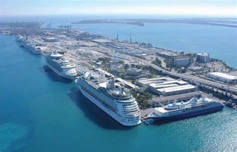 Port Of Miami Security by Picked To Build Panama Cruise Ship Terminal Punta