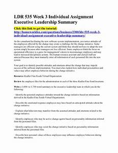 Executive Summary For Assignment Quantity Surveying Dissertation