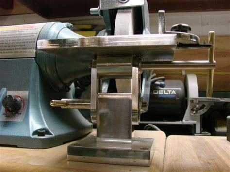 grinding rest metal lathe projects bench grinder metal