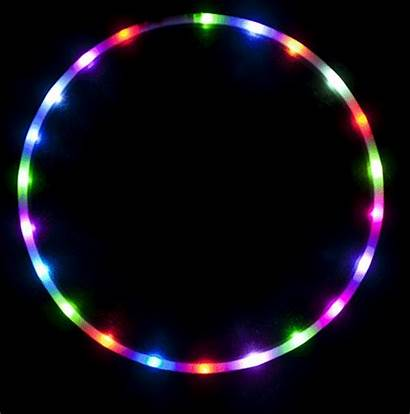 Led Lights Hula Hoop Dance Rave Party