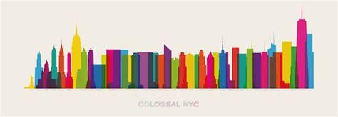 ceter template cargocollective i grattacieli di new york secondo il graphic designer yoni