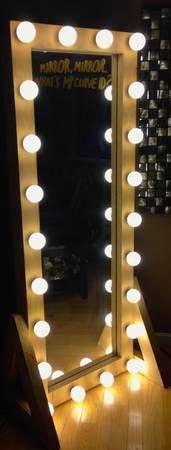 light up body mirror makeup on pinterest makeup tables vanities and vanity