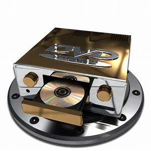 DVD player icons, free icons in Precious Metal, (Icon ...