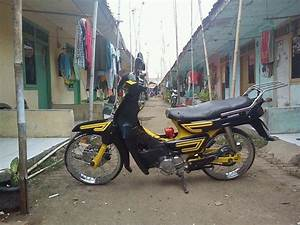Gambar Modifikasi Honda Astrea Grand