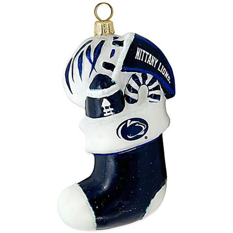 psu annual christmas ornaments buy penn state ornament from bed bath beyond