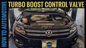 How To Replace The Turbo Boost Control Valve On A 2007
