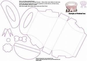 handbag shaped box template on craftsuprint designed by With handbag gift box template