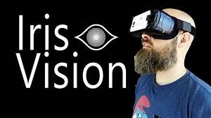 Iris Vision - The Blind Life
