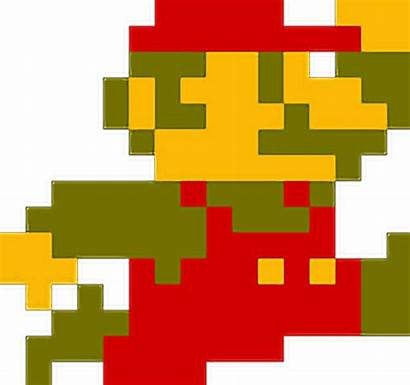 Mario Bit Transparent Clipart Bros 123clipartpng Clip