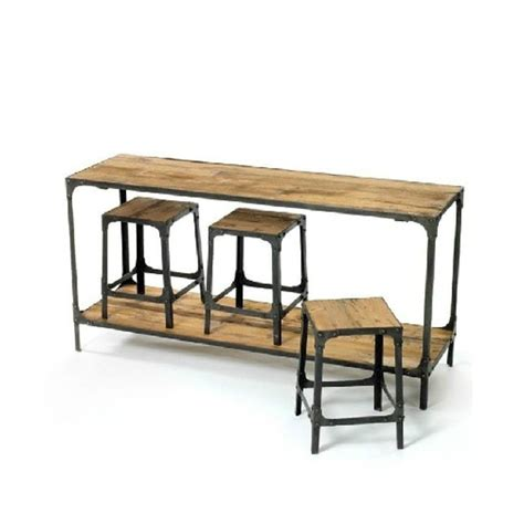 american retro dinette loft industry conference iron wood