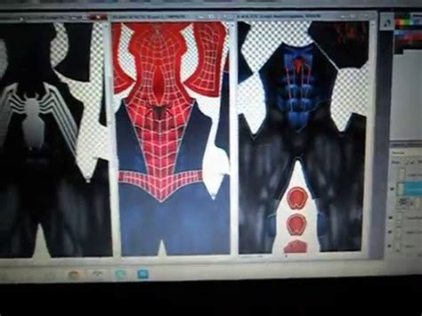 spiderman costume patterns   format youtube