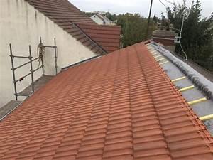 tuiles pour toiture maison la tuile min ral monier With tuiles pour toiture maison