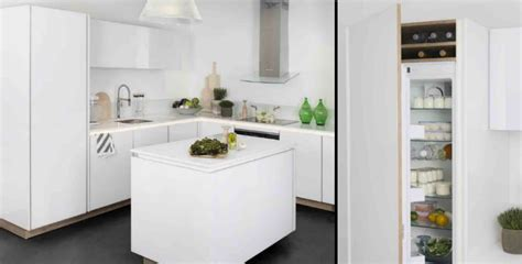 tv encastrable cuisine affordable exemple de rfrigrateur encastr with tv